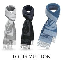 Louis Vuitton Louis Vuitton Wool Office Style Heavy Scarves & Shawls