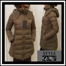 TATRAS Casual Style Plain Long Down Jackets