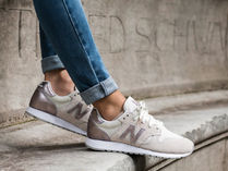 New Balance Casual Style Street Style Low-Top Sneakers