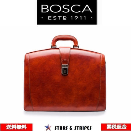 Bosca More Bags Leather Handmade Bags