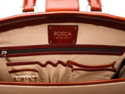 Bosca More Bags Leather Handmade Bags 8