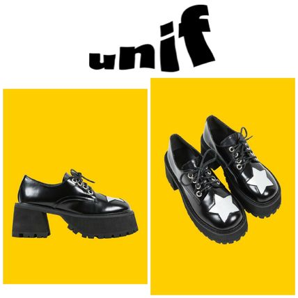 UNIF Clothing Loafer Pumps & Mules