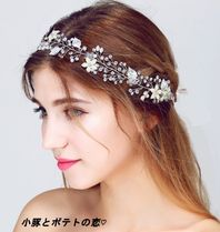 Party Style Home Party Ideas Flower Tiaras Headpieces