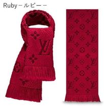 Louis Vuitton MONOGRAM Monogram Scarves
