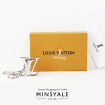 Louis Vuitton LV INITIALES KEY HOLDER [London department store new item]