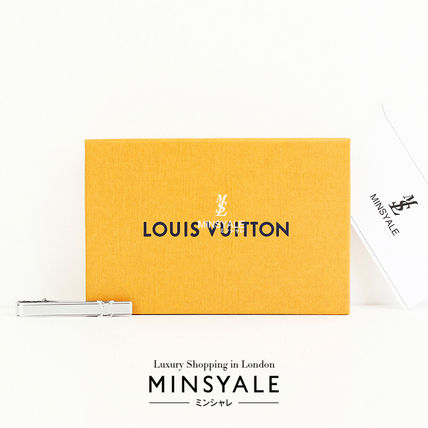 c02620d18f0f ... Louis Vuitton More Accessories LV INITIALES TIE CLIP [London department  store new item] ...