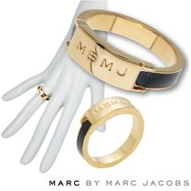 Marc by Marc Jacobs Brass Rings