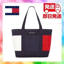 Tommy Hilfiger Unisex Canvas A4 Totes