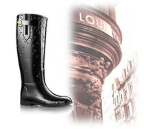 Louis Vuitton Rain Boots Boots