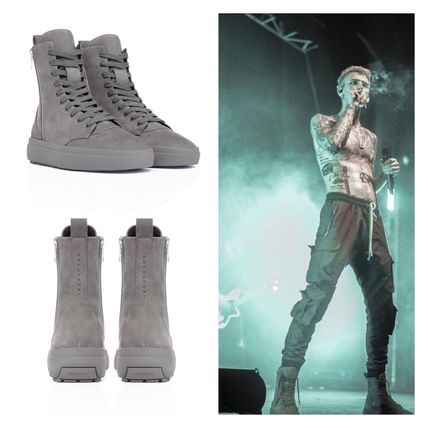 Street Style Boots