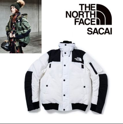 sacai Casual Style Collaboration Down Jackets