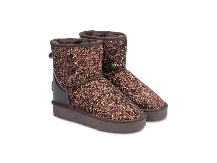 Wedge Casual Style Wedge Boots