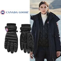 CANADA GOOSE Plain Smartphone Use Gloves