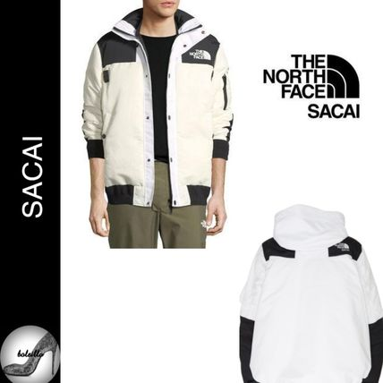 sacai Short Street Style Collaboration Jackets
