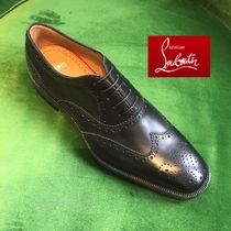 Christian Louboutin Leather Oxfords