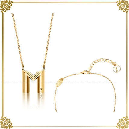 Louis Vuitton Necklaces & Pendants Brass Necklaces & Pendants 3