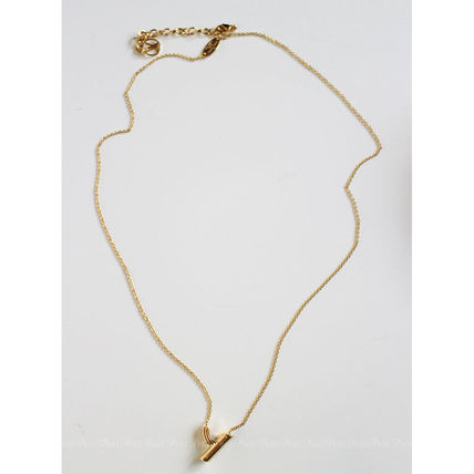 Louis Vuitton Necklaces & Pendants Brass Necklaces & Pendants 7