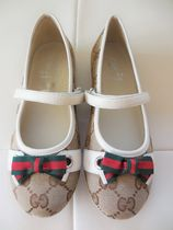 GUCCI Kids Girl Ballet Flats