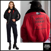 OPENING CEREMONY Unisex Collaboration Outerwear