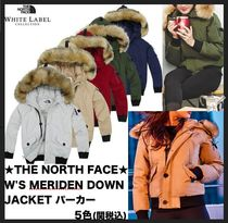 THE NORTH FACE Casual Style Down Jackets