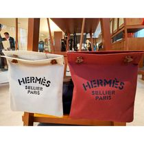 HERMES Aline Casual Style Unisex Cambus Plain Luxury Brand Bag