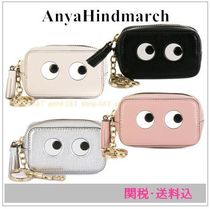 Anya Hindmarch Tassel Leather Coin Purses