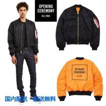 OPENING CEREMONY Street Style Collaboration Jackets