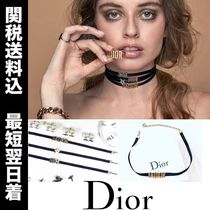 Christian Dior Star Casual Style Blended Fabrics Necklaces & Pendants