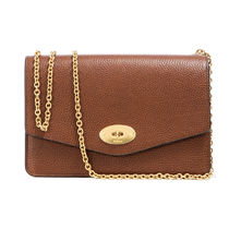 Mulberry Darley Plain Leather Formal Style  Shoulder Bags