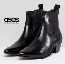 ASOS Leather Chelsea Boots Chelsea Boots