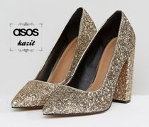 ASOS Block Heels Party Style Block Heel Pumps & Mules