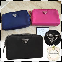 832f4fcce17cc PRADA Women s Blue Pouches   Cosmetic Bags  Shop Online in US