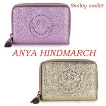 Anya Hindmarch Leather Folding Wallets