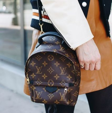 7552ce038265 ... Louis Vuitton Backpacks Louis Vuitton PALM SPRINGS BACKPACK MINI 2 ...