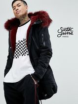 Sixth June Faux Fur Street Style Parkas