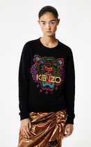 KENZO Cotton Hoodies & Sweatshirts