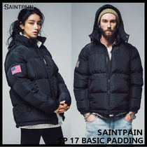 SAINTPAIN Unisex Down Jackets