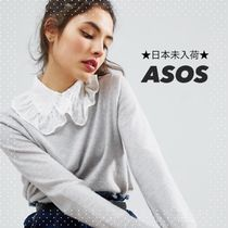 ASOS Dots Elegant Style Detachable Collars
