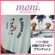 moni Unisex Collaboration Characters Throws