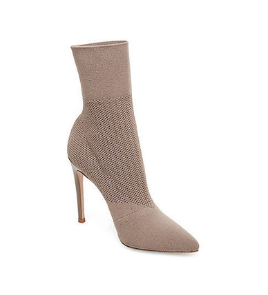 Steve Madden Ankle & Booties Casual Style Street Style Plain Pin Heels 16
