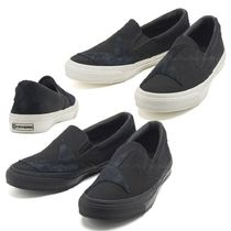CONVERSE Star Casual Style Unisex Slip-On Shoes