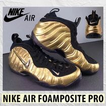 Nike AIR FOAMPOSITE Street Style Shoes