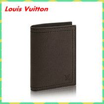 Louis Vuitton UTAH Unisex Passport Cases