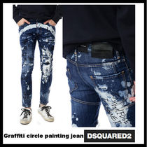D SQUARED2 Street Style Jeans & Denim