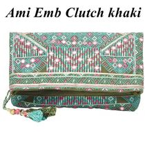 STAR MELA Tassel Party Style Clutches