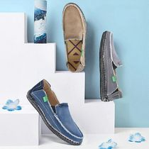Street Style Plain Loafers & Slip-ons