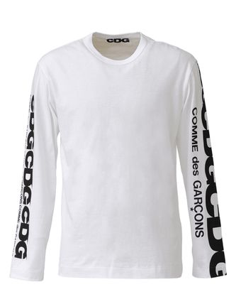 COMME des GARCONS More T-Shirts Unisex Street Style Long Sleeves T-Shirts 2