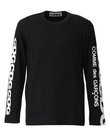 COMME des GARCONS More T-Shirts Long Sleeves T-Shirts 4