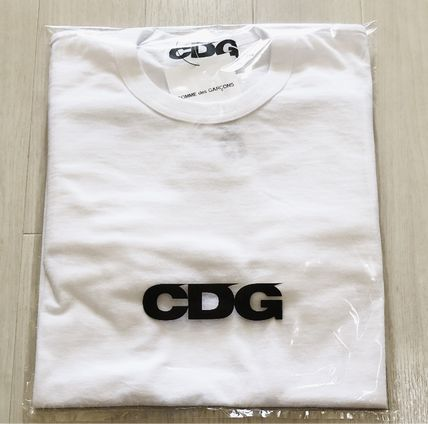 COMME des GARCONS More T-Shirts Unisex Street Style Long Sleeves T-Shirts 8