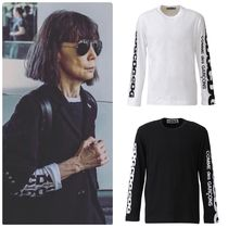 COMME des GARCONS Long Sleeves T-Shirts